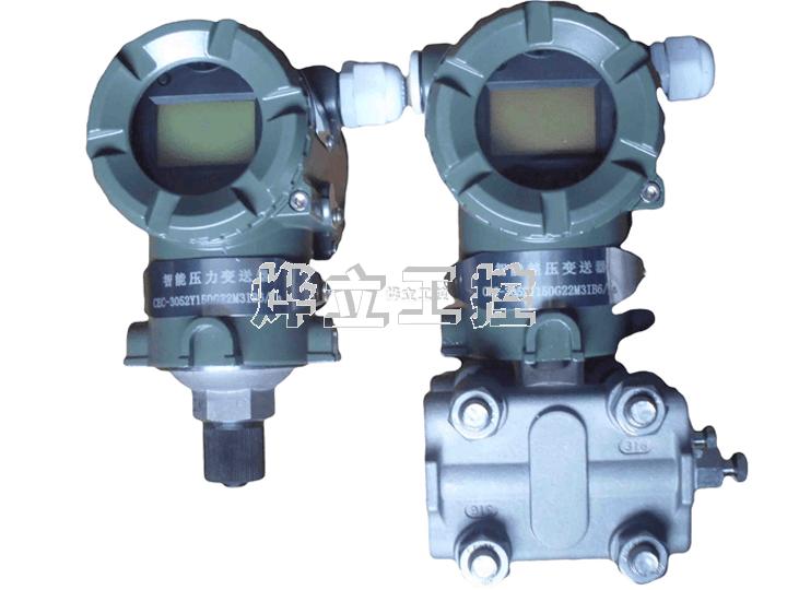WMB3351电容式智能隔膜压力/液变送器