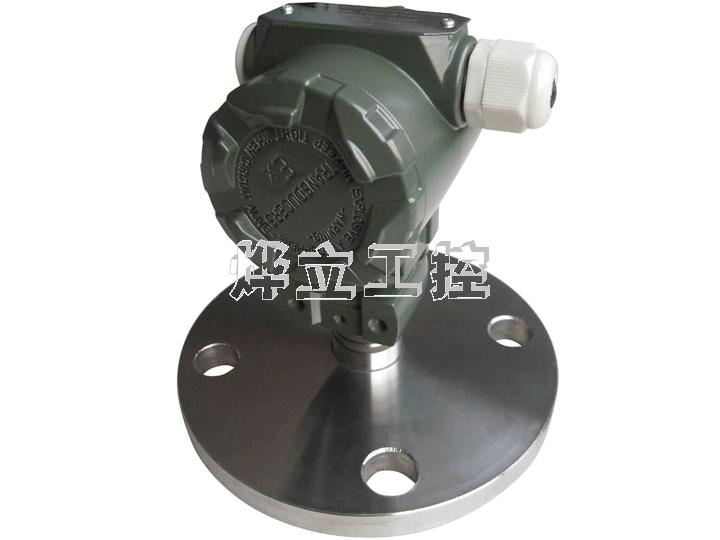 WMB2088-FL带法兰压力变送器