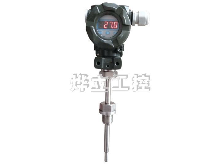 WZP2088带显示温度变送器(可定制电池供电)