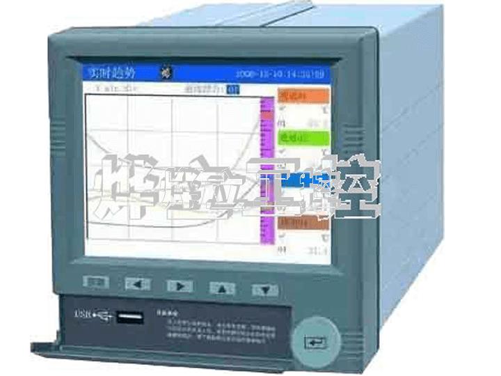 Y3100彩屏无纸记录仪
