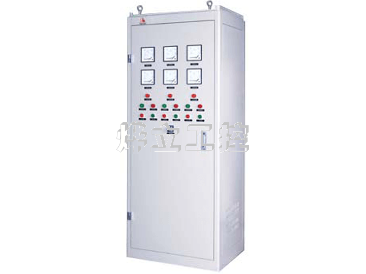 PLC集成型控制柜_3