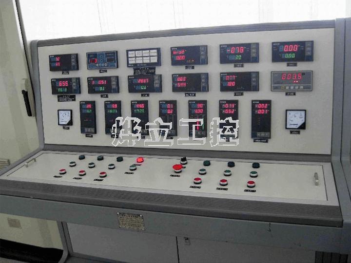 PLC集成型控制柜_6