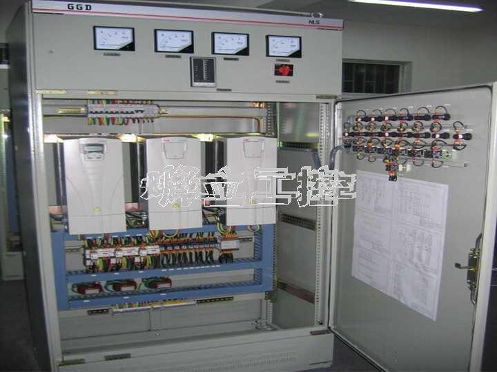 PLC集成型控制柜_8
